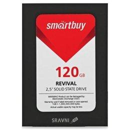 Жесткий диск, SSD-Накопитель Smartbuy SB120GB-RVVL-25SAT3
