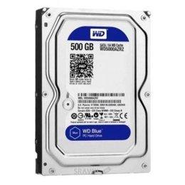 Жесткий диск, SSD-Накопитель Western Digital WD5000AZRZ