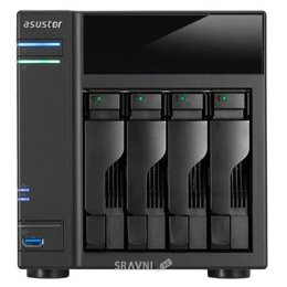 Жесткий диск, SSD-Накопитель ASUSTOR AS-6104T
