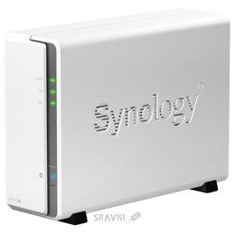 Жесткий диск, SSD-Накопитель Synology DS115j