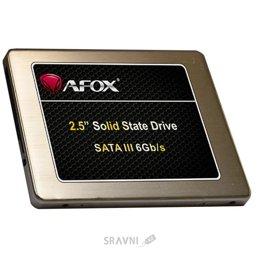 Жесткий диск, SSD-Накопитель AFOX 240GB SATAIII MLC (AFSN8T3BN240G)
