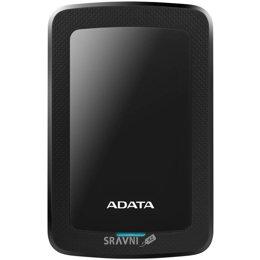 Жесткий диск, SSD-Накопитель A-Data HV300 4TB Black (AHV300-4TU31-CBK)