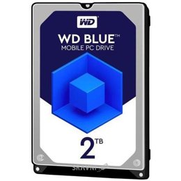 "Жесткий диск, SSD-Накопитель Western Digital Blue 2TB 2.5"" (WD20SPZX)"