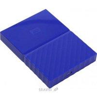 Жесткий диск (HDD) Western Digital My Passport 2TB Blue (WDBUAX0020BBL)