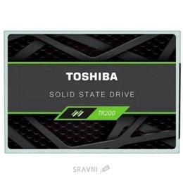 Жесткий диск, SSD-Накопитель Toshiba TR200 480GB (TR200-25SAT3-480G)
