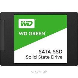 Жесткий диск, SSD-Накопитель Western Digital Green 480GB (WDS480G2G0A)