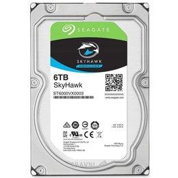 Жесткий диск, SSD-Накопитель Seagate SkyHawk 6TB (ST6000VX0003)