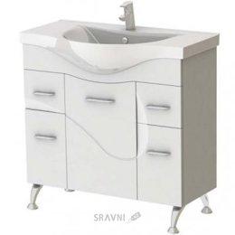 Мебель для ванных комнат Ювента Francheska Ф4-87