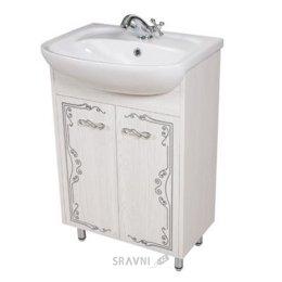 Мебель для ванных комнат Аква Родос Бомонд 55
