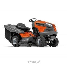 Трактор. Мини-трактор. Райдер Husqvarna TC 142T