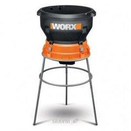 Измельчитель садовый Worx WG430E