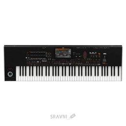 Синтезатор, цифровые пианино Korg PA4X 76