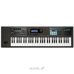 Синтезатор, цифровые пианино Roland JUNO-DS61