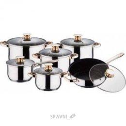 Набор посуды Wellberg WB 1105