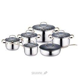Набор посуды Wellberg WB 2391