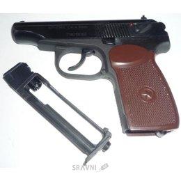 Пневматический пистолет Ижмех МР-654К-20