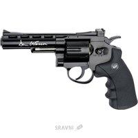 """ASG Dan Wesson 4"""" Silver"""