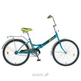 Велосипед NOVATRACK TG-24 Classic 6 (2017)