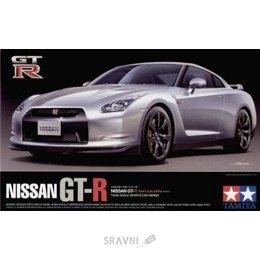 Сборную модель TAMIYA Автомобиль Nissan GT-R 2008 (TAM24300)