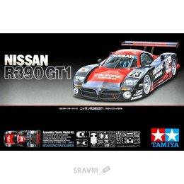 Сборную модель TAMIYA Автомобиль Ниссан R390 GT1 / Nissan R390 GT1 (TAM24192)