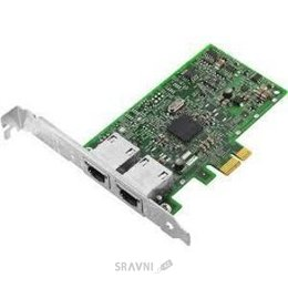 Сетевую карту, плату расширения Dell 5720 Dual-Port 1 Gigabit Server Adapter (540-11134)