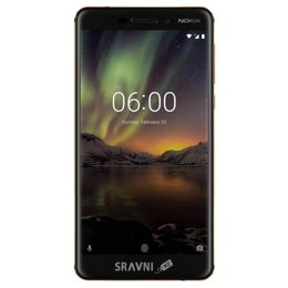 Мобильный телефон, смартфон Nokia 6 (2018) 4/64Gb