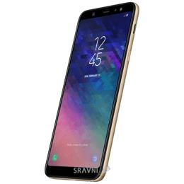 Мобильный телефон, смартфон Samsung Galaxy A6 Plus (2018) SM-A605F