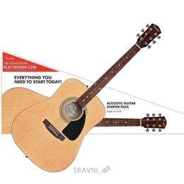 Акустическую гитару Fender FA-115