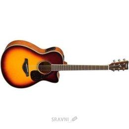 Акустическую гитару Yamaha FSX820C
