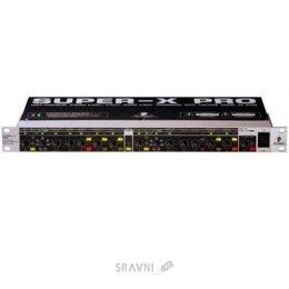Обработку звука BEHRINGER CX3400
