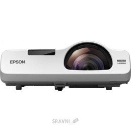 Мультимедиа- и видеопроектор Epson EB-535W