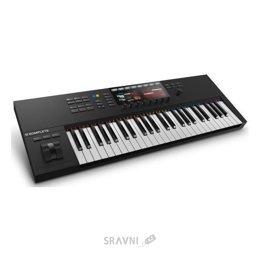 Midi клавиатуру Native Instruments Komplete Kontrol S49