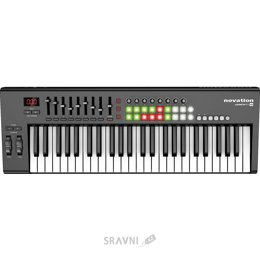 Midi клавиатуру Novation Launchkey 49