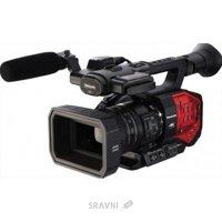 Цифровую видеокамеру Цифровая видеокамера Panasonic AG-DVX200