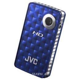 Цифровую видеокамеру JVC GC-FM1