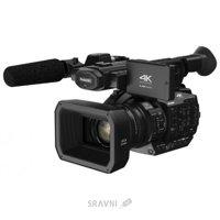 Цифровую видеокамеру Цифровая видеокамера Panasonic AG-UX90
