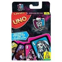 Фото Mattel UNO Monster High обновленная (CJM75)