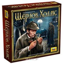 Настольную игру и головоломку ZVEZDA Шерлок Холмс (8949)
