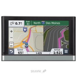 GPS-навигатор Garmin Nuvi 2597LMT