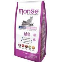 Monge Indoor для домашних кошек 0,4 кг