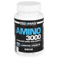 Ironman Amino 3000 60 caps