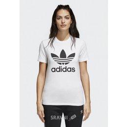Женскую футболку, топ Adidas Футболка adidas Originals AD093EWALPA3