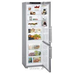 Холодильник и морозильник Liebherr CBPesf 4033