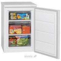 Холодильник и морозильник Bomann GS2186