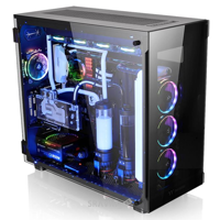Фото Thermaltake View 91 Tempered Glass RGB Edition (CA-1I9-00F1WN-00)