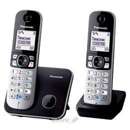 Проводной телефон, радиотелефон Panasonic KX-TG6812