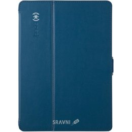 Чехол для планшетов Speck StyleFolio iPad Air Deep Sea Blue/Nickel Grey (SPK-A2250)