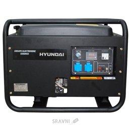 Генератор и электростанцию Hyundai HY7000SE