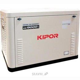 Генератор и электростанцию Kipor KNE9000T
