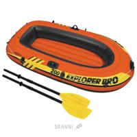 Лодку Intex Explorer Pro 200 58356